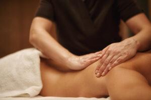 herstel na corona met massage